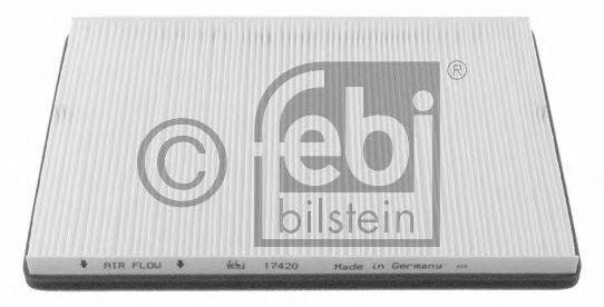 1322255 фильтр салона воздушный FEBIBILSTEIN 17420