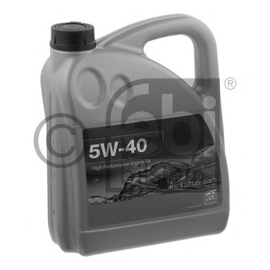 Масло моторное SAE 5W-40   4 L FEBIBILSTEIN 32937