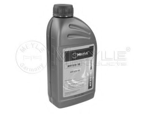 Масло для АКПП ATF II D/III 1L MEYLE 0140192200