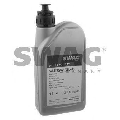 Трансмісійне масло (GL-4) (жовте) 1л SWAG 10921829
