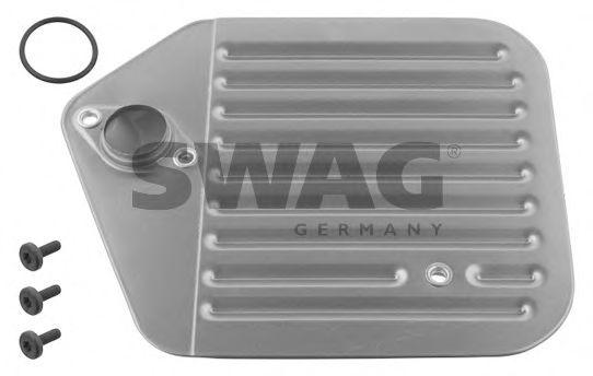 Комплект фільтра оливи КПП SWAG 20911675