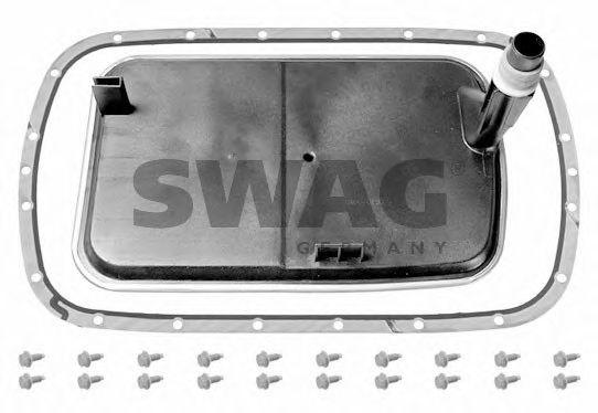 Комплект фільтра оливи КПП SWAG 20927065