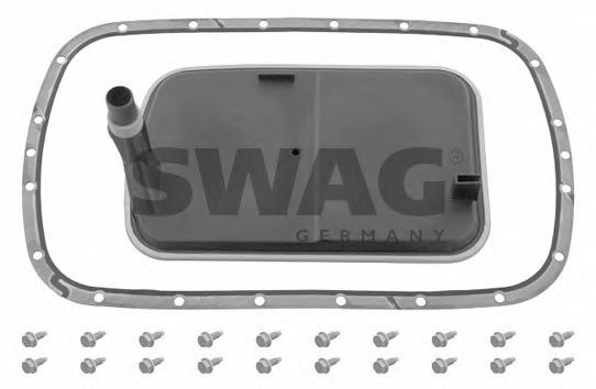 Комплект фільтра оливи КПП SWAG 20930849