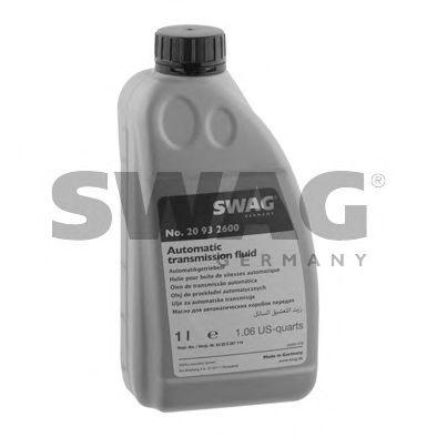 Автотрансмиссионное масло (ATF) DEXRON VI 1L SWAG 20932600