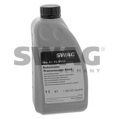 Олива для АКПП Automatic Transmission Fluid 1L SWAG 81929934
