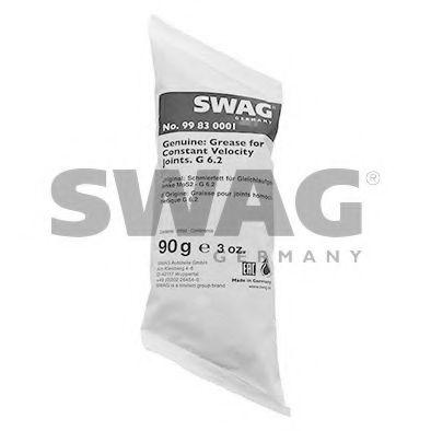 (90g) Змазка для ШРКШ до -35 +130C Ford SMIC-9004A VW TL 738 Opel B 0400265 SWAG 99830001