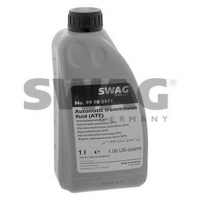 Автотрансмиссионное масло (ATF) (красное) 1L SWAG 99908971