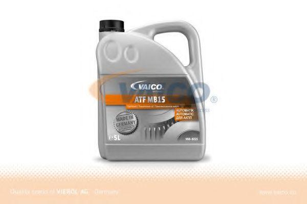 Мастило 5L для ATF MB15 (АКПП 722.9) (MB 236.15) VAICO V600221