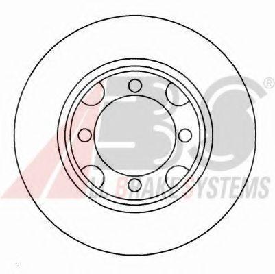 Гальмiвнi диски ABS 15947