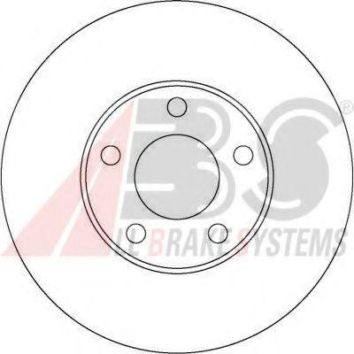 Гальмiвнi диски  ABS 16878
