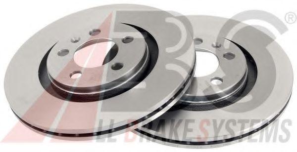 Гальмiвнi диски ABS 16881