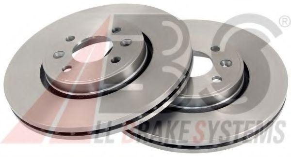 Гальмiвнi диски  ABS 16924