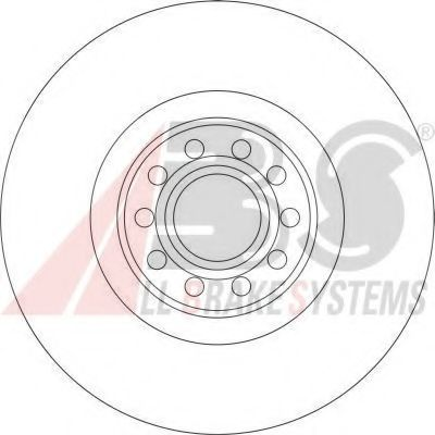 Гальмiвнi диски ABS 16929