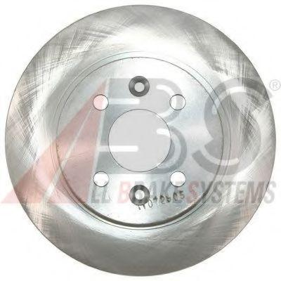 Гальмiвнi диски ABS 17065