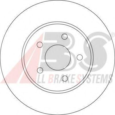 Гальмiвнi диски ABS 17116