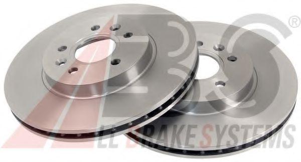 Гальмiвнi диски ABS 17151