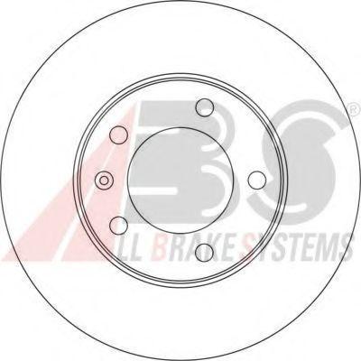 Гальмiвнi диски ABS 17159