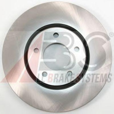 Гальмiвнi диски ABS 17354