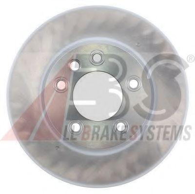 Гальмiвнi диски ABS 17501