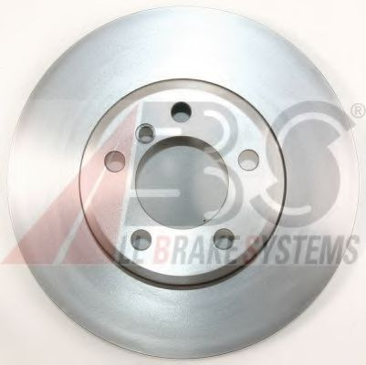 Гальмiвнi диски ABS 17534