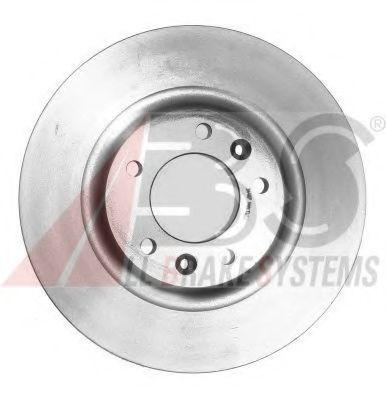 Гальмiвнi диски  ABS 17555