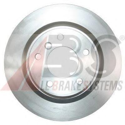 Гальмiвнi диски ABS 17603