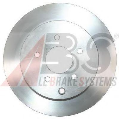 Гальмiвнi диски ABS 17698
