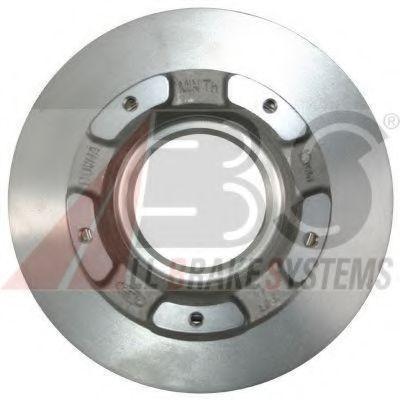 Гальмiвнi диски ABS 17786