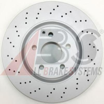 Гальмiвнi диски ABS 17796