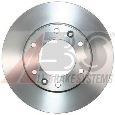 Гальмiвнi диски  ABS 17805