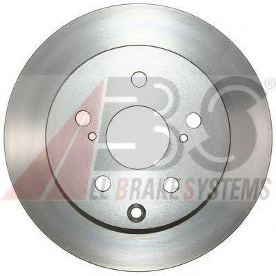 Гальмiвнi диски ABS 17808