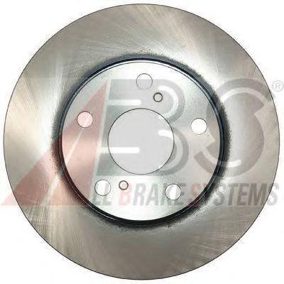 Гальмiвнi диски  ABS 17828