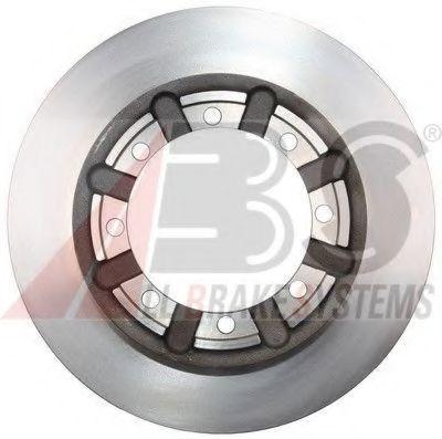 Гальмiвнi диски  ABS 17884