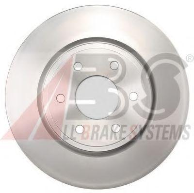 Гальмiвнi диски ABS 17887