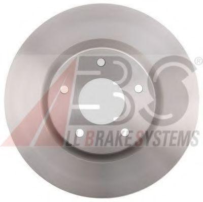 Гальмiвнi диски ABS 17889