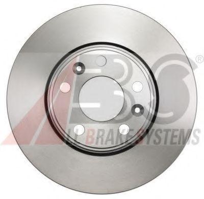 Гальмiвнi диски  ABS 17977