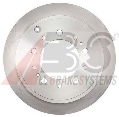 Гальмiвнi диски ABS 17984