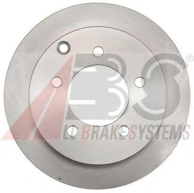 Гальмiвнi диски  ABS 18005