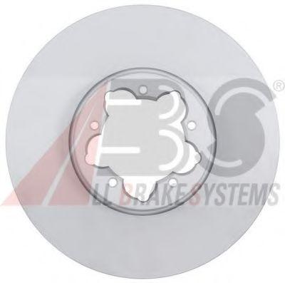 Гальмiвнi диски  ABS 18437