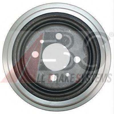 Гальмiвнi барабани ABS 2393S