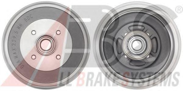 Гальмiвнi барабани з пiдшипником  ABS 2749SC