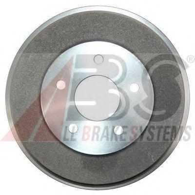 Гальмiвнi барабани  ABS 2831S