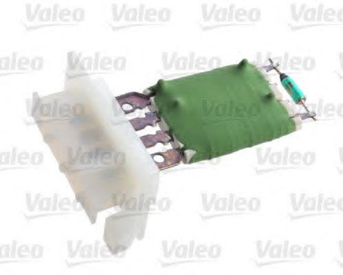 Резистор VALEO (реостат , сопротивление) мотора отопителя (печки) GM 1845752 9180020 OPEL Vectra-C Signum Примечание: не используется с электронным климат-контролем VALEO 509894