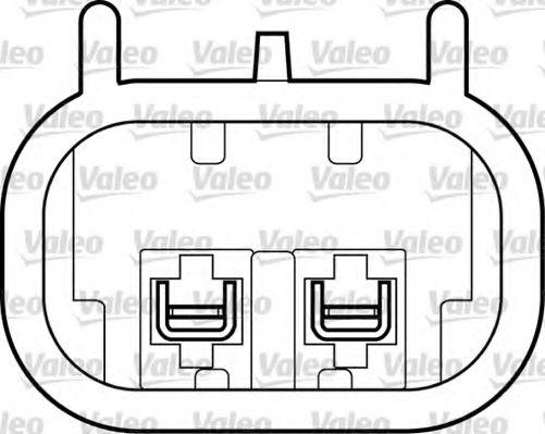 Стеклоподъёмник, передний правый с электромотором VALEO 850377