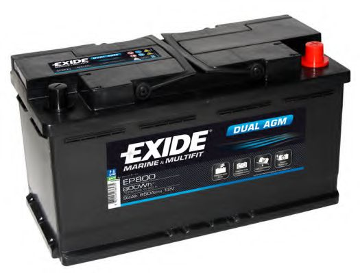 Акумулятор EXIDE EP800