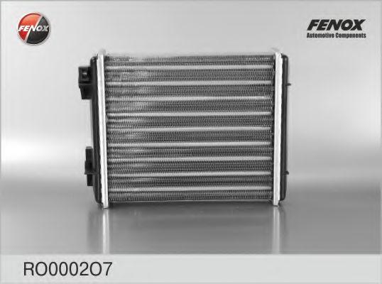 Радіатор опалення ВАЗ 2101 вузький FENOX RO0002O7