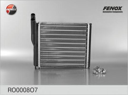 Радіатор опалення ВАЗ 2123 FENOX RO0008O7