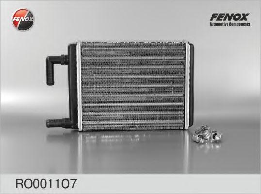 Радіатор опалення ГАЗ 3302, 2217 салонний FENOX RO0011O7