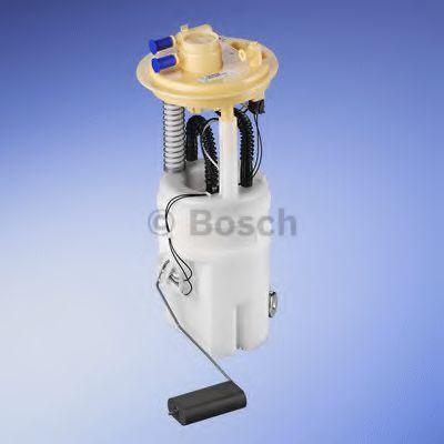 'BOSCH Електричний паливний насос BOSCH 0986580163