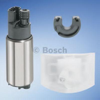 'BOSCH Електричний паливний насос BOSCH 0986580908